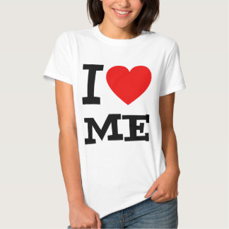 Me amo camiseta playeras