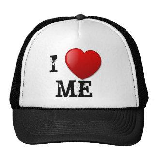"""ME AMO"" gorra del camionero"