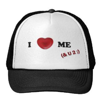 Me amo gorra del camionero