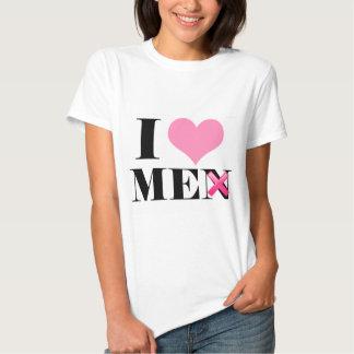 Me amo (los hombres) playera