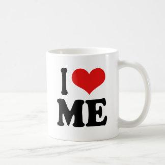 Me amo taza clásica