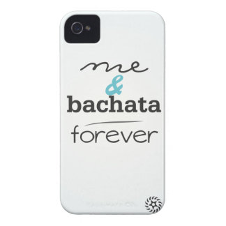 Me and Bachata Forever iPhone 4 Case