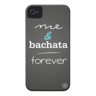Me and Bachata Forever iPhone 4 Cover