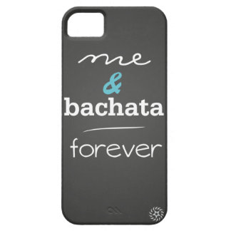 Me and Bachata Forever iPhone SE/5/5s Case