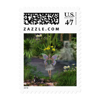 ME and Faerie Green 2small Postage