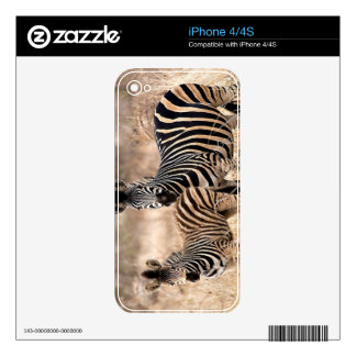 Me and mommy iPhone 4 skin