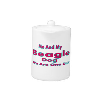 Me And My Beagle Dog