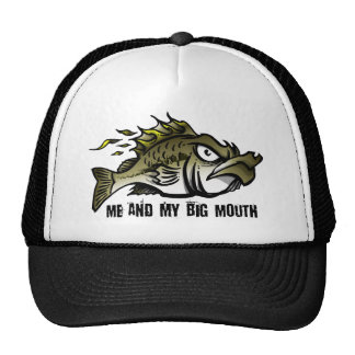 Me and my Big Mouth Hat