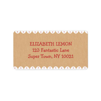 Me and My Cats Large Address Labels