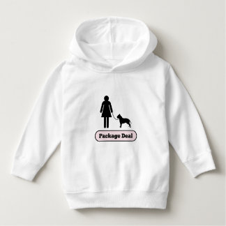 Me and My Pitbull Package Deal Hoodie
