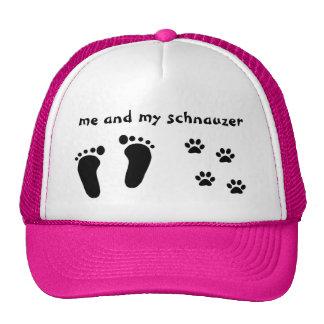 Me and My Schnauzer Trucker Hat