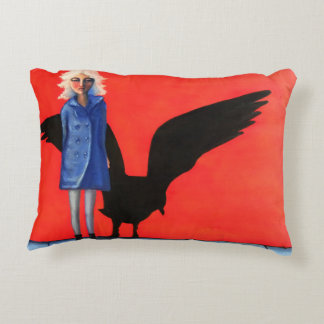 Me and My Shadow Decorative Pillow