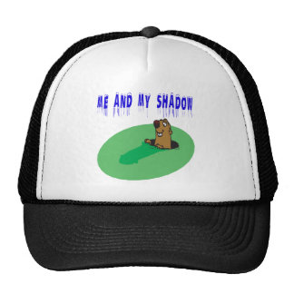 Me And My Shadow Trucker Hat