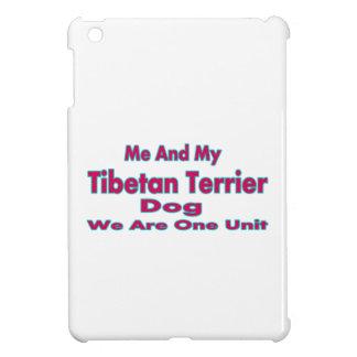 Me And My Tibetan Terrier Dog iPad Mini Covers
