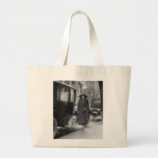 Me and My Westie, 1920s Canvas Bags