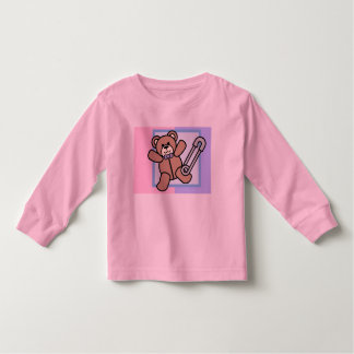 ME AND TEDDY TODDLER T-SHIRT