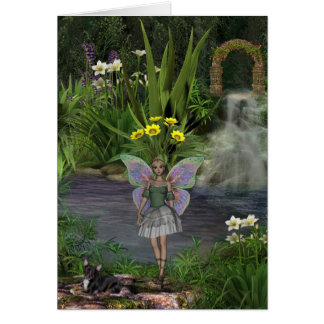 ME and the faeries 02 Card