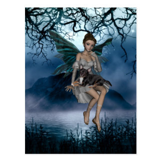ME and the faeries 10 Post Card