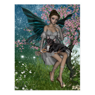 ME and the faeries 11 Postcard