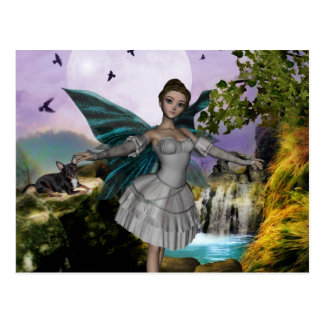 ME and the faeries 14 Postcards