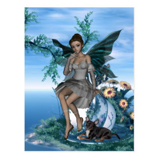 ME and the faeries 22 Postcards
