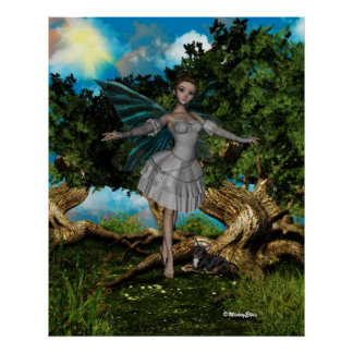 ME and the faeries 3 Poster