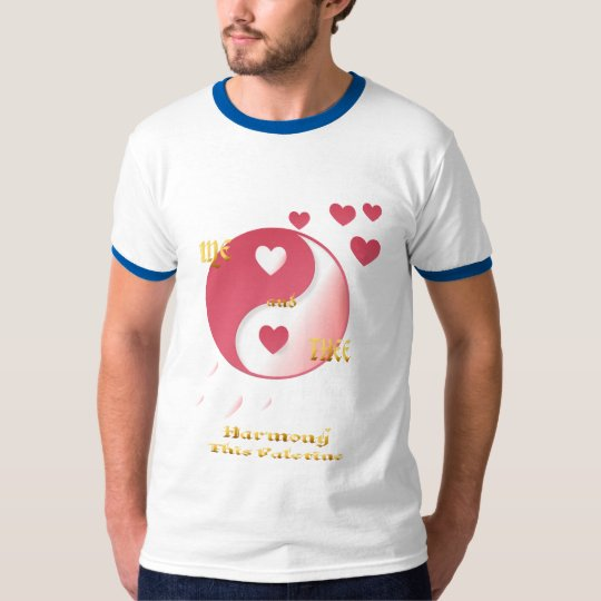 Me and Thee-Harmony This Valentine Shirts