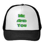 Me And You 14 Mesh Hats