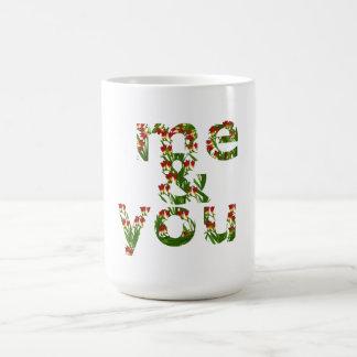 me and you mug