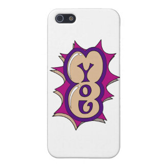 Me and You Text Optical Illusion iPhone 5 Cases