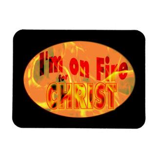 Me ardo para CRISTO Iman