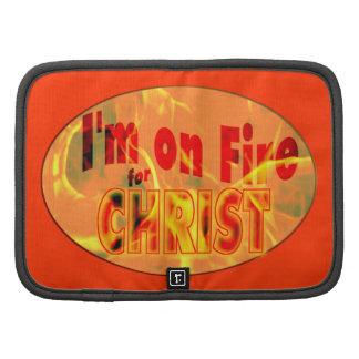 Me ardo para CRISTO Organizadores