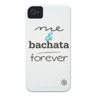 Me & Bachata Forever iPhone 4 Cover