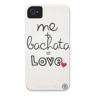 Me + bachata = Love iPhone 4 Case-Mate Case