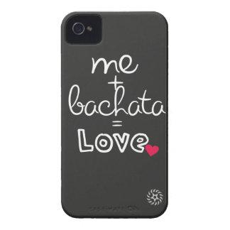 Me + Bachata = Love iPhone 4 Cover