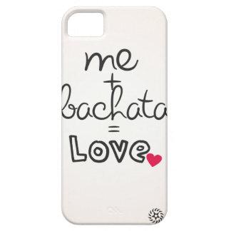 Me + bachata = Love iPhone SE/5/5s Case