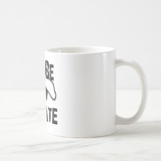 Me Be A Pirate Apparel and Gifts Classic White Coffee Mug