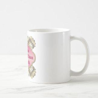Me beso mejor que cocino tazas de café