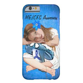"ME/CFS Awareness ""Girl of Hope"" Cell Phone Case"