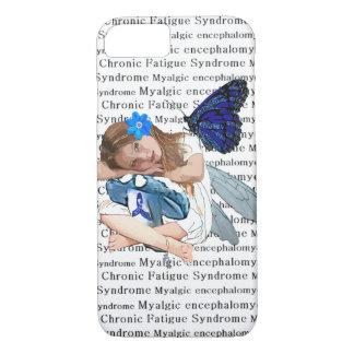 """ME/CFS"" Chronic Fatigue Angel Fairy Girl iPhone 7 Case"