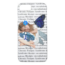 """ME/CFS"" Chronic Fatigue Angel Fairy Girl iPhone 8/7 Case"