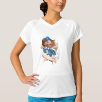ME/CFS Chronic Fatigue Little Girl of Hope T-Shirt