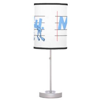 ME CFS Chronic Fatugue Table Lamp