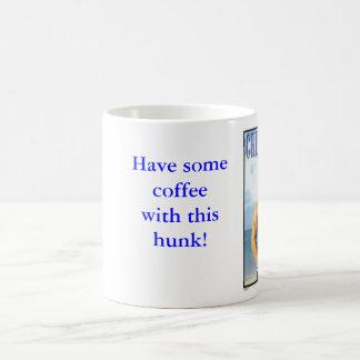 ¡me-chipp1, tienen cierto coffeewith este trozo! taza básica blanca