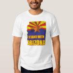 Me coloco con Arizona - ayuda SB1070 Camisas