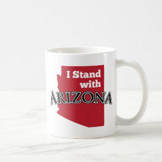 Me coloco con Arizona Taza