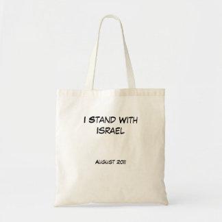 Me coloco con Israel Bolsa Tela Barata
