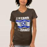 ¡Me coloco con Israel! Camisas