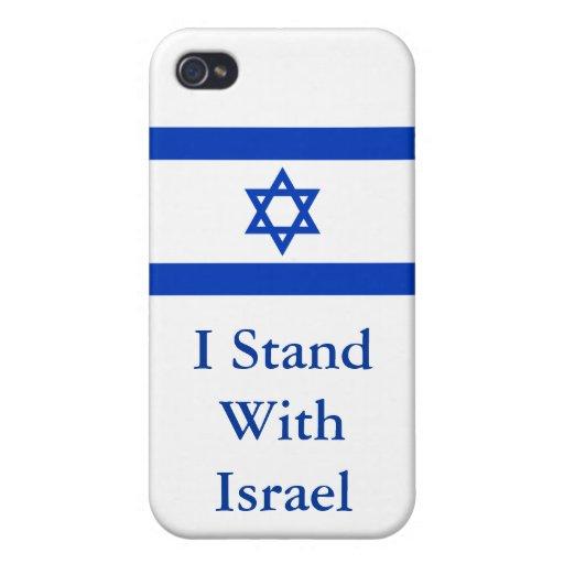 Me coloco con Israel iPhone 4 Coberturas