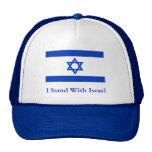 Me coloco con Israel Gorras De Camionero